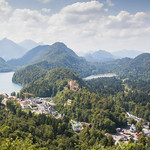 Beautiful landscape of southern Germany thumbnail
