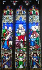 [67651] St Peter, Doddington : Caroline Jarvis Window (Budby) Tags: doddington lincolnshire church stainedglass window