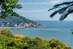 View Of The Front Beach from The Mountain (NguyenMarcus) Tags: vungtau bàrịa–vũngtàu vietnam vn worldtrekker aasia