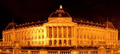Royal Palace of Brussels (Valantis Antoniades) Tags: royal palace brussels belgium night