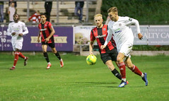 Lewes 3 Worthing 4 03 10 2018-48.jpg (jamesboyes) Tags: lewes worthing sussex football soccer fussball calcio voetbal amateur bostik isthmian goal score celebrate tackle pitch canon 70d dslr