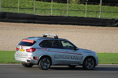 IMG_8899 (routemaster2217) Tags: britishgtchampionship doningtonpark motorracing motorsport racingcars safetycar bmwx5 medicalcar msv
