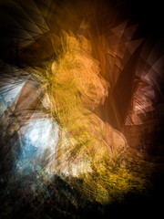 Ancient Rocking Horse (judy dean) Tags: judydean 2018 burford iphone avgcampro rockinghorse horse head multipleexposure