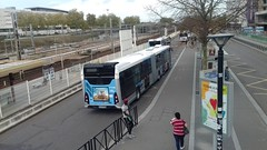 (Groupe RATP) Cars Perrier réseau SQYBUS Heuliez GX 437 FA-826-NS (78) n°18045 (couvrat.sylvain) Tags: groupe ratp cars perrier sqybus heuliezbus gx 437 gx437 articulé bus autobus montigny le bretonneux trappes