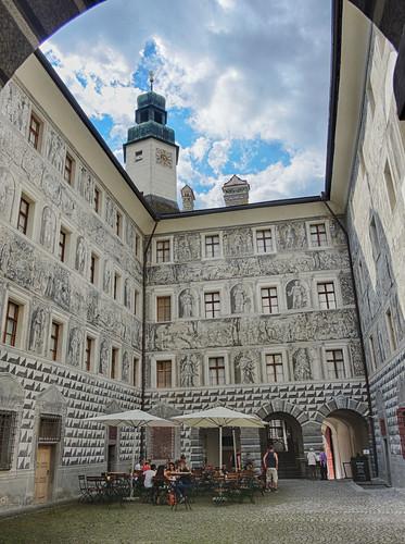 Ambras Castle 200_HDR