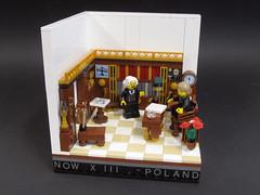 01 (PigletCiamek) Tags: lego paderewski wilson ww1 poland 100thanniversary independence