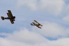 IMG_5221 (routemaster2217) Tags: clactononsea clactonairshow clactonairshow2018 airshow airdisplay aviation aircraft aeroplane bremontgreatwardisplayteam biplane triplane wwi worldwarone worldwar1 greatwar