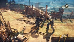 Mad Max_20181005123007 (Livid Lazan) Tags: mad max videogame playstation 4 ps4 pro warner brothers war boys dystopia australia desert wasteland sand dune rock valley hills violence motor car automobile death race brawl scenery wallpaper drive sky cloud action adventure divine outback gasoline guzzoline dystopian chum bucket black finger v8 v6 machine religion survivor sun storm dust bowl buggy suv offroad combat future