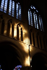 light (Elmar Egner) Tags: licht light church gothic brussels