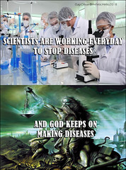 Religion.778 (gap●821) Tags: religion relidiocy atheism antireligion antitheism science god diseases