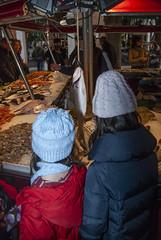 Fish Market (Rudi Pauwels) Tags: italy italien venezia venice venedig market fishmarket children 2011 fish rialto nikon d80 nikond80
