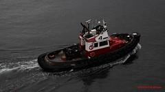Tugboat Charles H Cates IV, Van. BC 2018-09-07 F IMG_5810 (acturpin) Tags: tugboatcharleshcatesiv vanbc