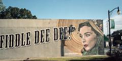 Scarlett (Neal3K) Tags: texasleica scarlettohara gonewiththewind gwtw mural
