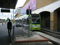 Croydon tram No. 2553 (johnzebedee) Tags: tram transport publictransport croydon surrey croydontramlink johnzebedee tfl bombardier