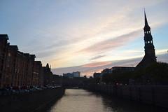 Early Evening in Hamburg (daniel0685) Tags: hamburg germany europe holiday travel city october 2018