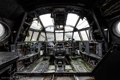 Bruchpilot (Graceful Decay) Tags: abandoned aircraft airplane aviation canon cockpit decay decayed derelict deserted eos flugzeug forgotten forsaken gracefuldecay history historic lost metal military old plane transport urbex vergessen verlassen verfallen warplane ww2