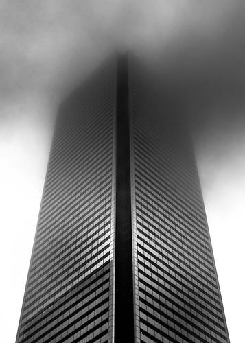 Downtown Toronto Fogfest No 12