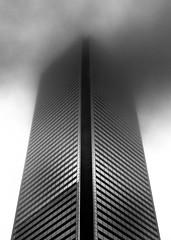 Downtown Toronto Fogfest No 12 (thelearningcurvedotca) Tags: briancarson canada canadian ontario thelearningcurvephotography toronto above abstract architecture background blackwhite blackandwhite building calm city cityscape clouds cloudy concept district downtown environment experimental exterior facade famous financialdistrict fog foggy foto geometric glass haze high icon landmark landscape light lines minimal mist misty modern monochrome morning outdoors outside pattern perspective photo photograph photography scene sky skyscraper street structure sunlight surreal texture tower travel urban view wall weather window