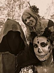 TRF 2018 All Hallow's Eve (Flan de Coco) Tags: trf texasrenaissancefestival renfest renfaire halloween allhallowseve 2018 fairy fairies fae diadelosmuertos