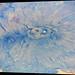 Volcano in the Sahara Desert, variant
