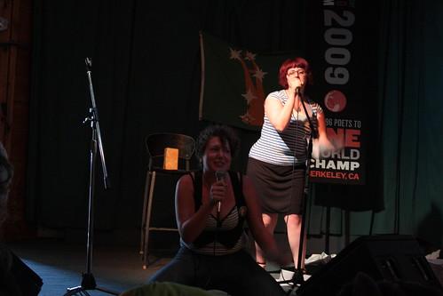 Bad Poetry Slam IWPS 2009